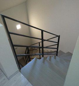 schodišťové zábradlí, zábradlí na schodiště, zábradlí na míru