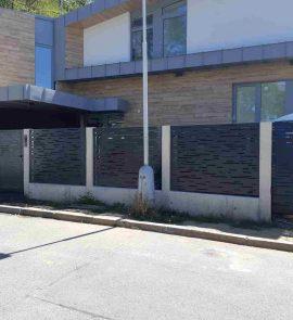 Hliníkové ploty AST ploty